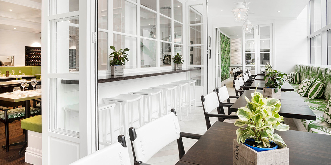 Nantucket Kitchen And Bar Indooroopilly Qld